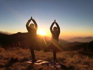 5 jours en vacances de yoga et lever du soleil à Pokhara, Népal