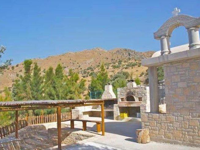 8 Tage Vegane Rohkost Kochen und Yoga Retreat auf Kreta, Griechenland
