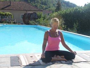 6 Tage Yoga Lifestyle Retreat mit Aida und Irma in den Hügeln des Piemont