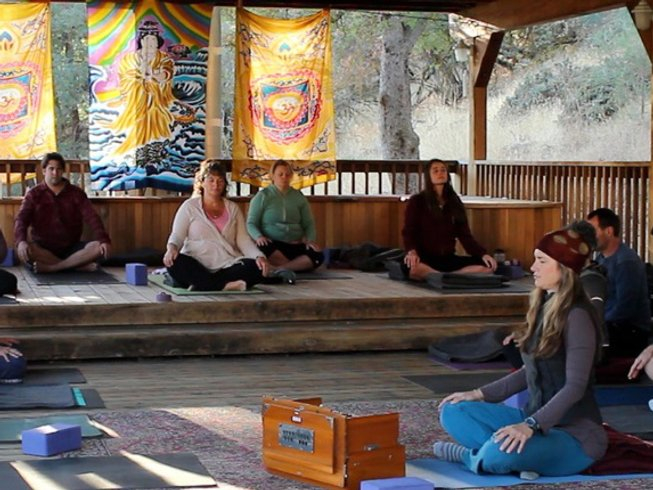 3 Days Weekend Wilbur Hot Springs Yoga Retreat USA