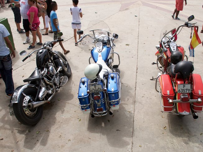 6 Days Harley-Davidson Motorcycle Tour Cuba