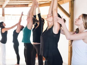 26 Days 200-Hour Yoga Teacher Training in Spain