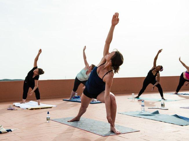 11 días retiro de yoga, meditación y autoconciencia en Kerala, India