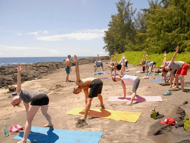 10 Days Meditation and Yoga Retreat in Hawaii