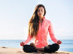 4 Tage Erfrischender Yoga Urlaub in Alicante, Spanien