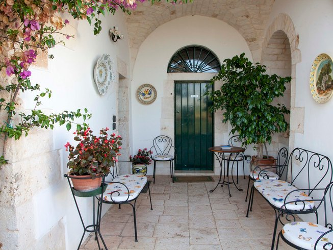 5 Days Hatha Yoga Retreat and Cooking Holidays in Puglia, Italy