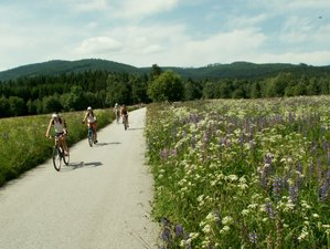 8 Days Best of South Bohemia Cycling Holiday in Czech Republic