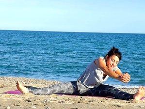 21 Tage 200-Stunden Yogalehrer Ausbildung in Frankreich