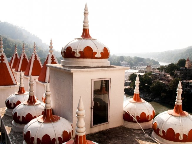 11 Days Trika Meditation and Yoga Retreat in Rishikesh, India