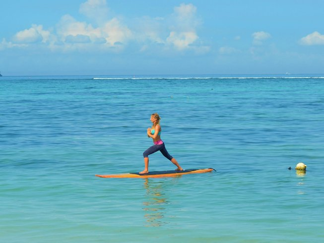 4 Days Stand-Up Paddle and Yoga Holidays in Ragusa, Italy