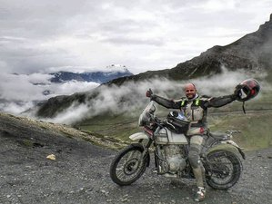 5 Day Exciting Everest Guided Motorcycle Tour in Nepal
