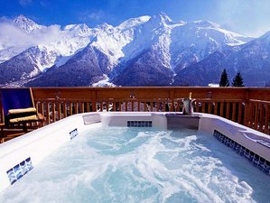 8 Day Hiking, Spa, Mindfulness and Yoga Holiday in Chamonix, Haute-Savoie, French Alps