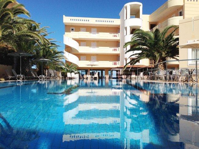 7 Tage Meditation und Yoga Urlaub auf Kreta, Griechenland