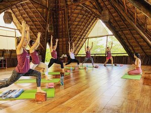 5 Days Relaxing Getaway Yoga Holiday with Massage for Two in Tulum, Mexico