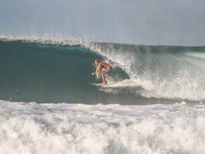 6 Day Surf & Cowork Package in Jaco, Puntarenas