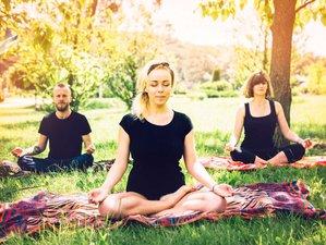 8 jours en stage de hatha yoga, méditation et randonnée dans le sud de la France