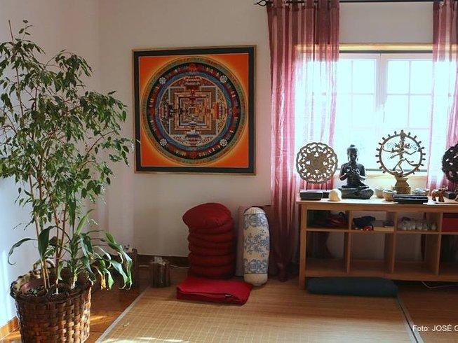 5 Days Holistic Detox and Yoga Retreat in Tomar, Portugal