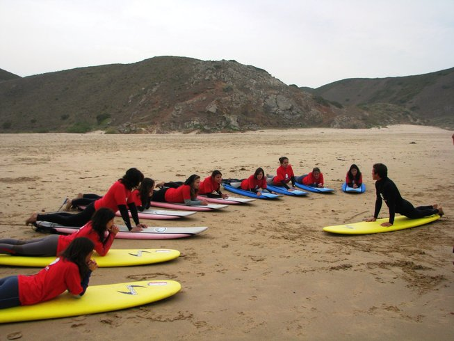 8 Days Amazing Portugal Surf Camp