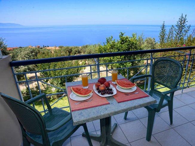 7 días de retiro de yoga en Cefalonia, Grecia