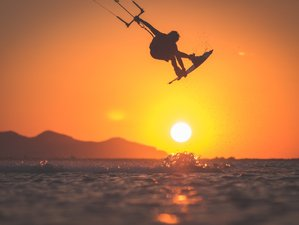 3 Day Group Kitesurf Camp with A Private Teacher in Trapani, Sicily