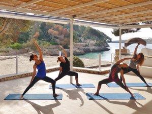 4-Daagse Luxe Strand Yoga Retraite in de Balearen, Spanje