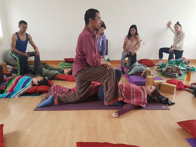 35 Days 200-Hour Vinyasa OM Yoga Teacher Training in Chiapas, Mexico