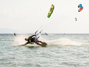3 Days Easiest Learning Beginner to Rider Kite Surf Camp in Ban Tai, Thailand