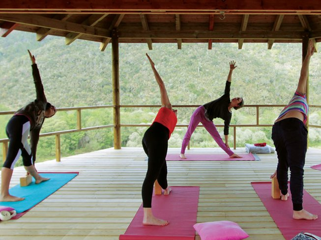 8 Days Surfing and Yoga Retreat in Aljezur, Portugal