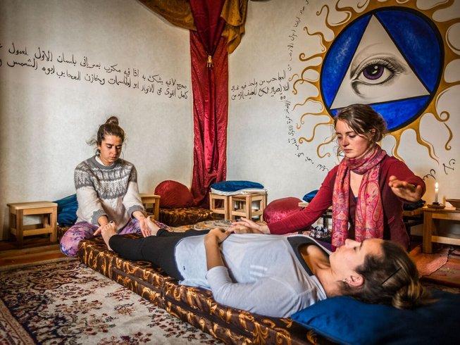 31 jours en retraite de yoga, philosophie et méditation à Cusco, Pérou