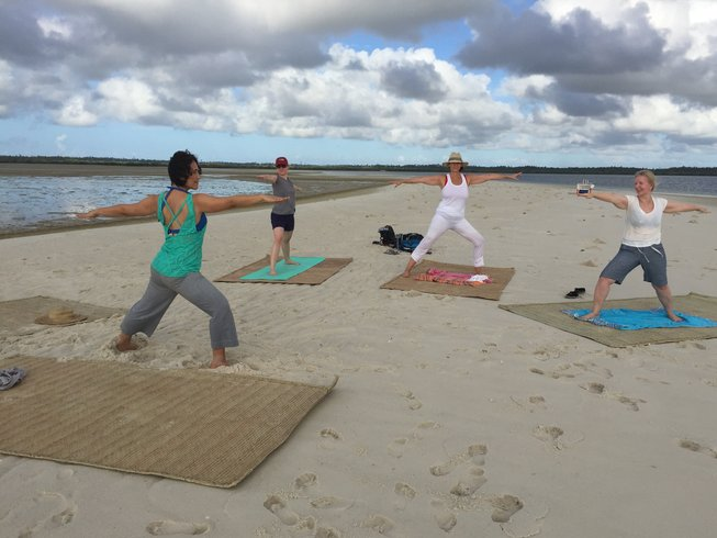 5 Days Breathe and Relax Yoga and Meditation Retreat Tanzania
