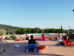 4 jours en stage de yoga et gastronomie en Toscane, Italie