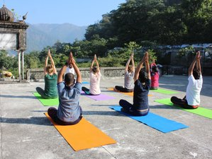 8 Tage Selbstliebe, Yoga und Ayurveda in Rishikesh, Indien