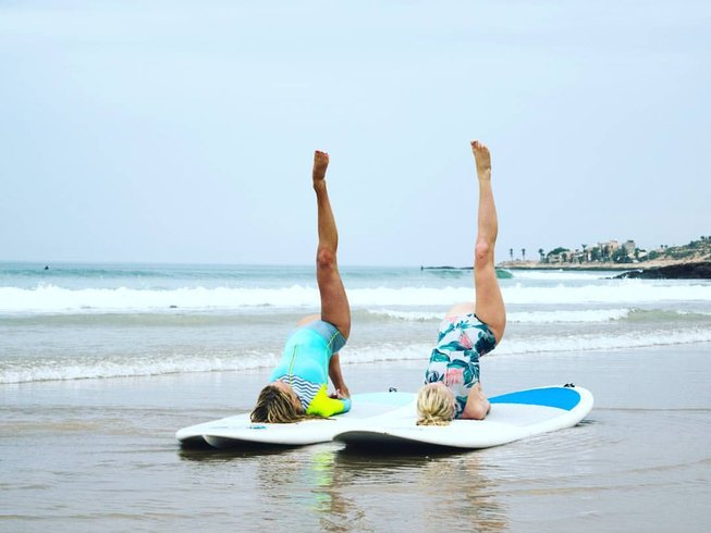 3 Days 25-Hour SUP Yoga Teacher Training in Morocco
