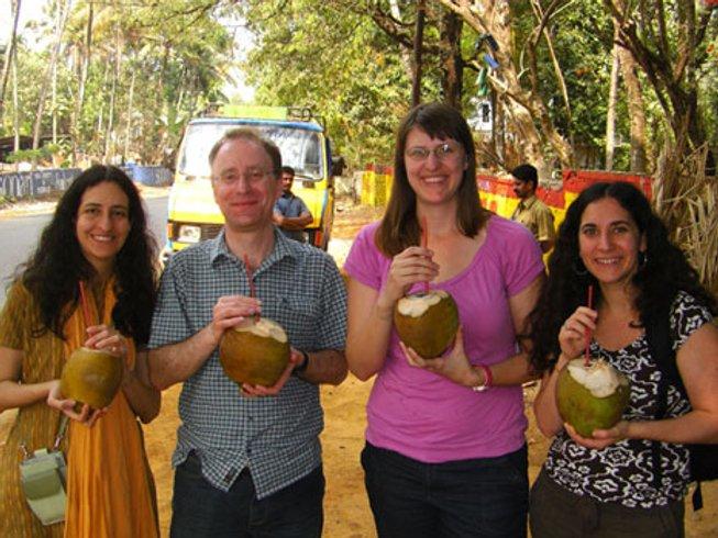4 Days Food Tours in Kerala, India