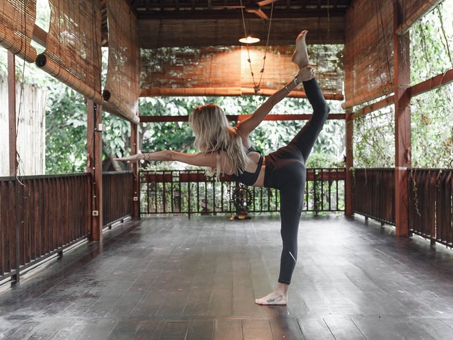 5 días de meditación, detox de cuerpo y alma, retiro de yoga en Canggu, Bali