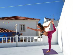 7 Days Yoga Retreat in Peniche, Portugal with Optional Surfing