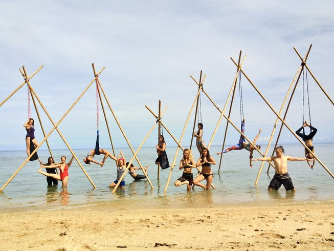 28 Days 200-Hour Multi-Style Yoga Teacher Training in Koh Phangan, Thailand