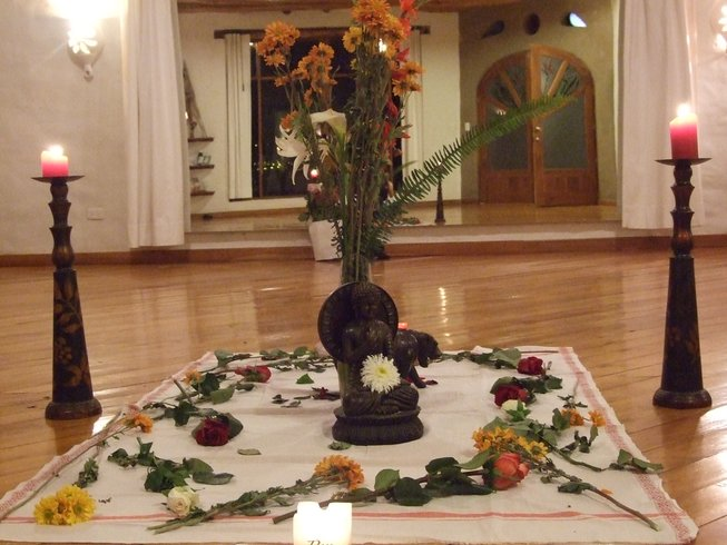 63 Days 500hr Teacher Training: Tantra Yoga Shamanism in Ecuador