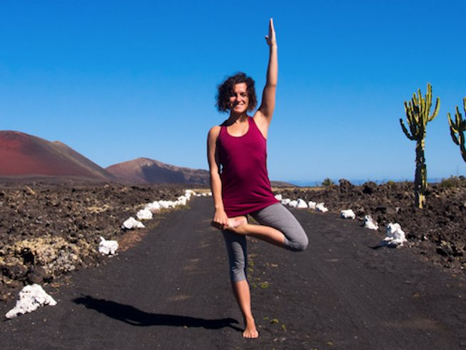 6 Days Wine and Yoga Retreat in Lanzarote, Spain