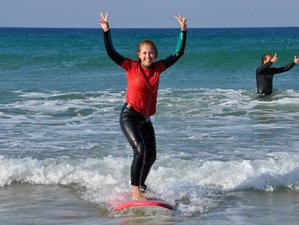 8 Day Energizing Budget Surf & Yoga Camp in Conil de la Frontera, Cadiz