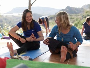 7 Day Relax and Renew Semi Private Hatha Yoga Retreat in Totana, Murcia