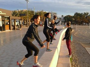 8 Days Luxury Fitness Holidays for Singles in Spain