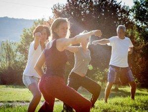 8 Days Tai Chi, Qigong, and Yoga Retreat in Nant, France