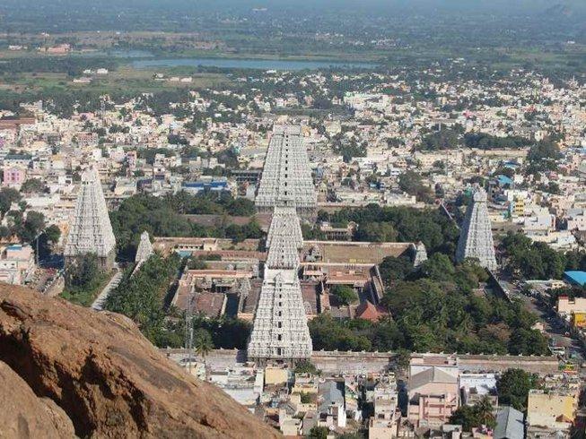 5 jours en formation de yoga des cinq éléments à Mahabalipuram, Inde