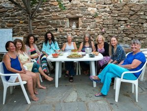 11 Days Raw Food Cooking Holidays in Kissos, Greece