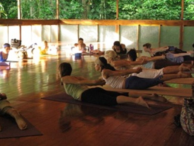 22 Days 200-Hour Intensive Yoga Training in Costa Rica