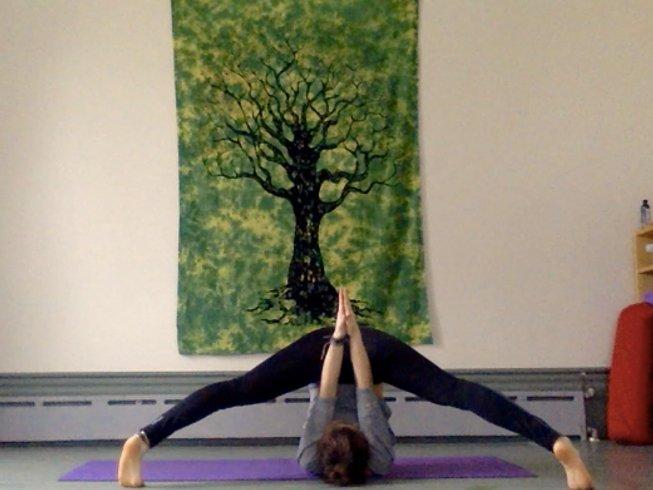 3 Tage Transformativer Herbst Yoga Urlaub in Ontario, Kanada