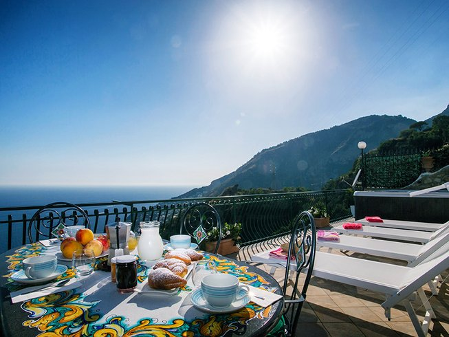 5 Days Amalfi Coast Cooking Holidays in Italy