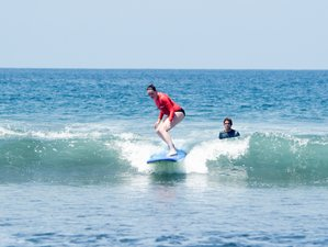 6 Day Surf Lessons Package in Jaco, Puntarenas