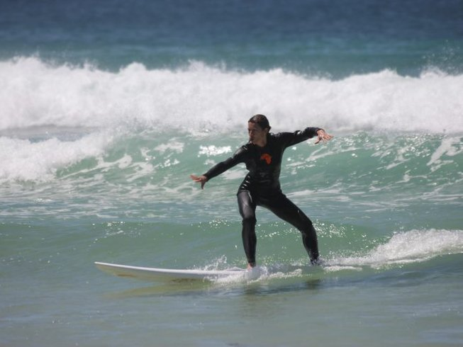 7 Days Stunning Surf Camp in Eastern Cape Province, South Africa